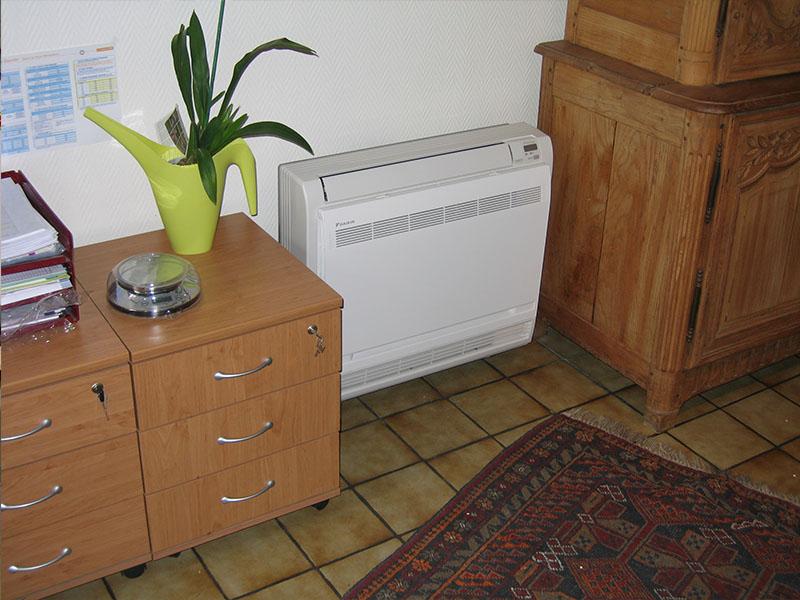 Normandy clim climatisation split multisplit pac climatisation reversible pompe chaleur - Cabinet radiologie rouen ...